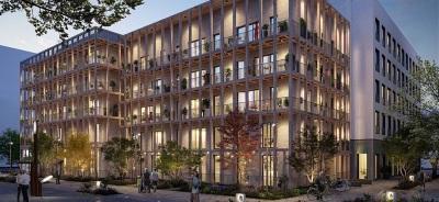 Appartements neufs Île de Nantes référence 5675