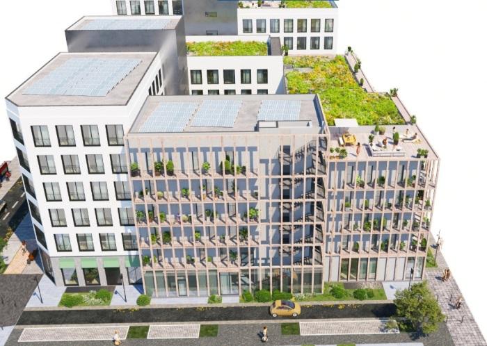 Appartements neufs Île de Nantes référence 5675 : aperçu n°3