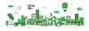 Ville durable – concept de la ville verte en développement