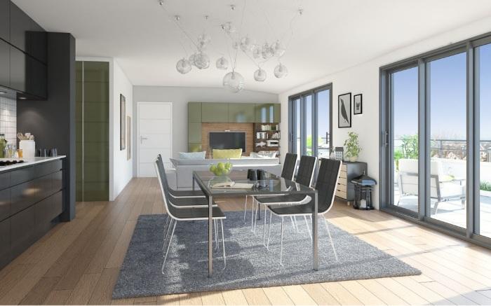 Appartements neufs Guérande référence 5682 : aperçu n°1