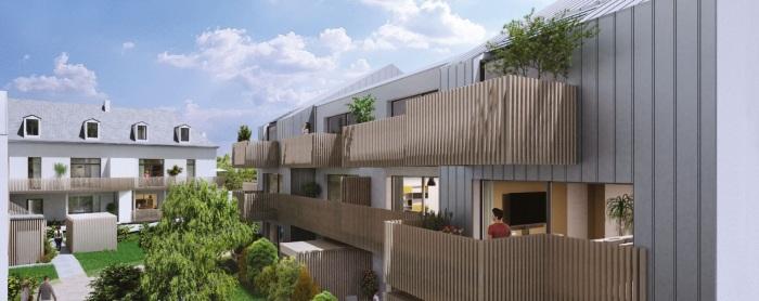 Appartements neufs Saint-Jacques référence 5677 : aperçu n°2