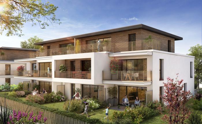 Maisons neuves et appartements neufs La Baule-Escoublac référence 5693 : aperçu n°0