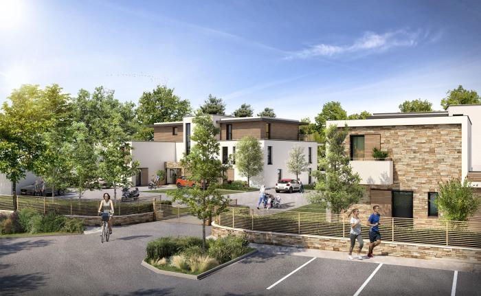 Maisons neuves et appartements neufs La Baule-Escoublac référence 5693 : aperçu n°2