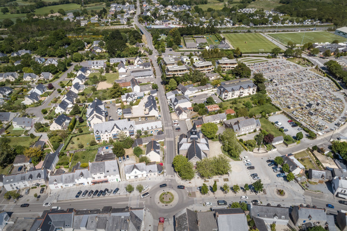 Maisons neuves et appartements neufs La Baule-Escoublac référence 5693 : aperçu n°3