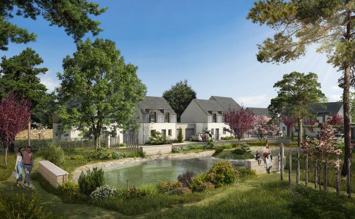 Maisons neuves Guérande référence 5692 : aperçu n°0