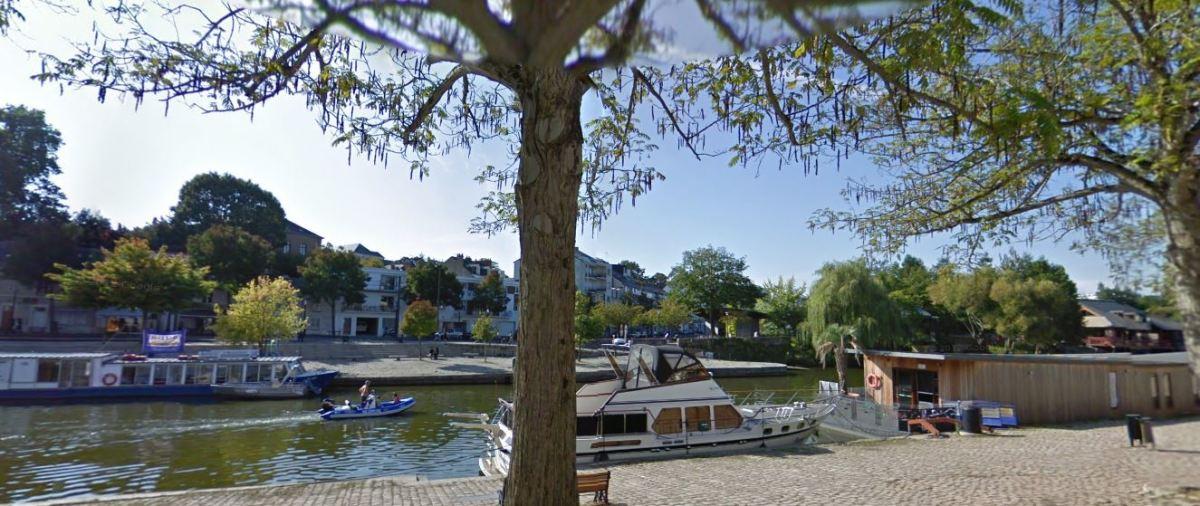 Appartements neufs Nantes - où acheter son appartement à Nantes ? - Vue sur les bord de l'Erdre et de la Chézine