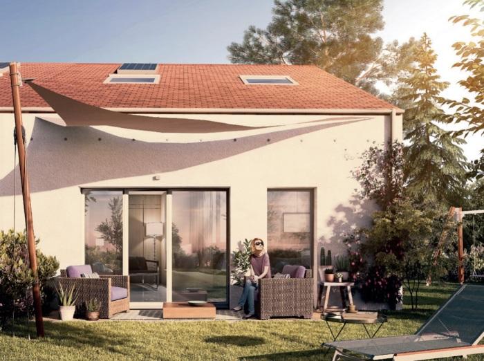 Maisons neuves et appartements neufs Les Sorinières référence 5698 : aperçu n°2
