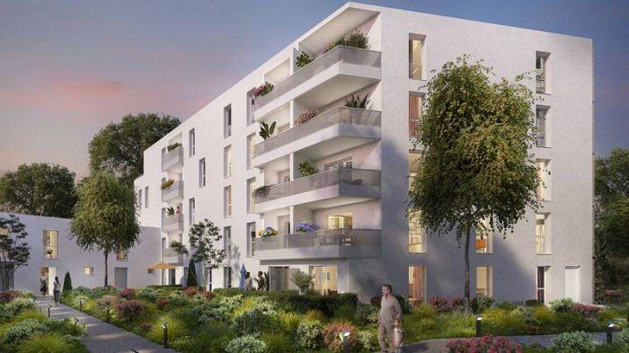 Appartements neufs Orvault référence 5697 : aperçu n°0