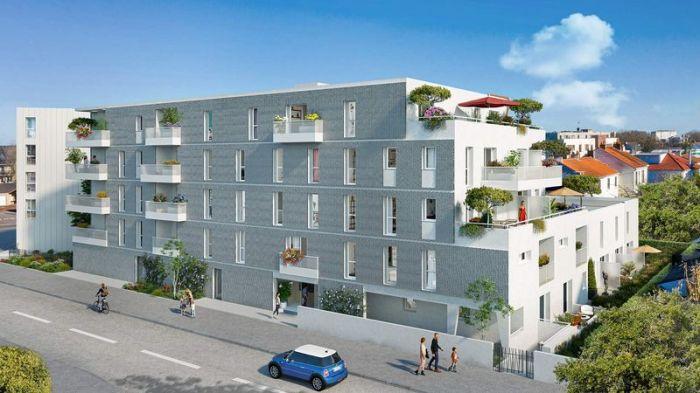 Appartements neufs Orvault référence 5697 : aperçu n°2