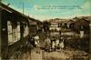 Batignolles Nantes – vue sur les habitations des cités ouvrières en 1920