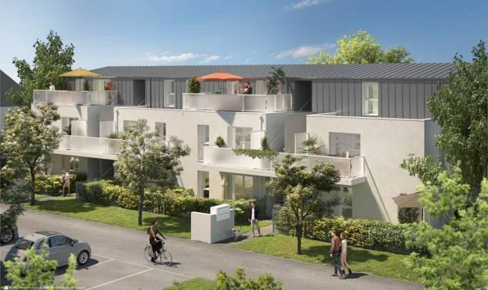 Maisons neuves et appartements neufs Sainte-Luce-sur-Loire référence 5812 : aperçu n°0