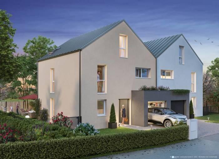 Maisons neuves et appartements neufs Sainte-Luce-sur-Loire référence 5812 : aperçu n°2