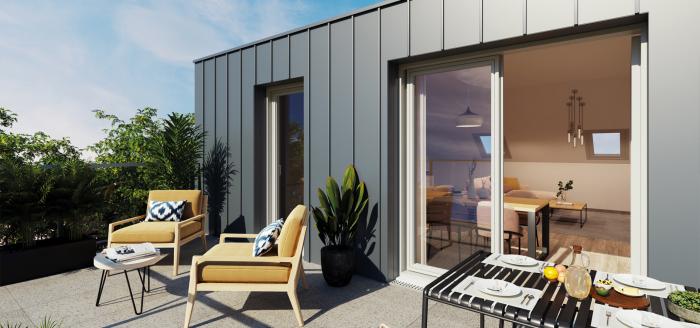 Maisons neuves et appartements neufs Sainte-Luce-sur-Loire référence 5812 : aperçu n°3
