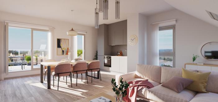 Maisons neuves et appartements neufs Sainte-Luce-sur-Loire référence 5812 : aperçu n°1