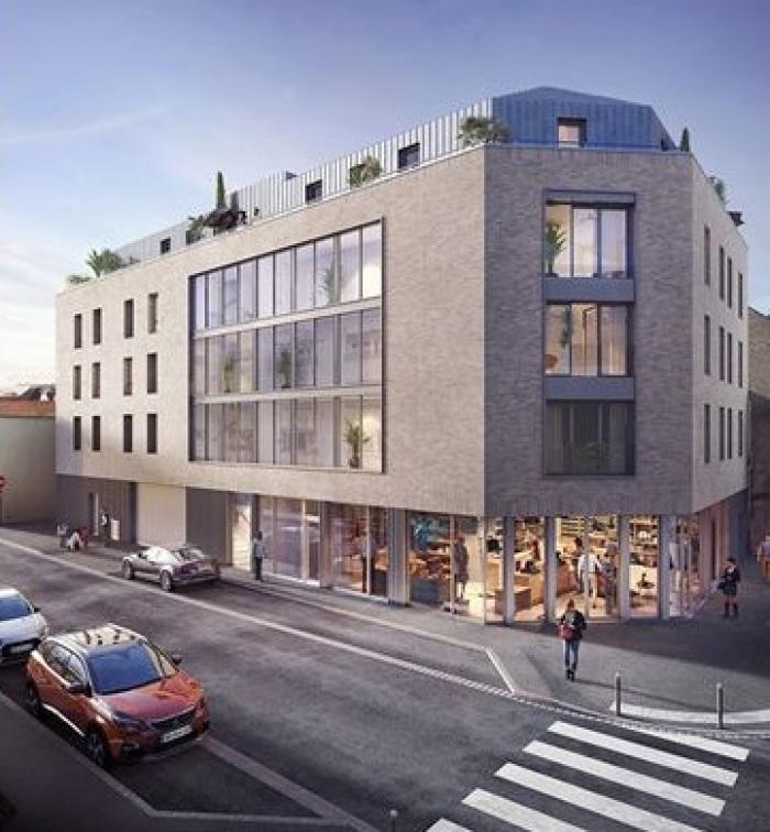 Appartements neufs Centre-ville référence 5815 : aperçu n°0