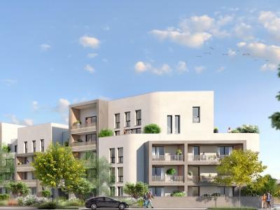 Appartements neufs Erdre référence 5883