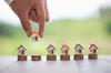 Concept d'épargne immobilière