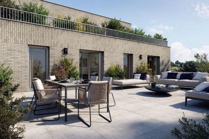 Appartements neufs Saint-Herblain référence 5860 : aperçu n°2