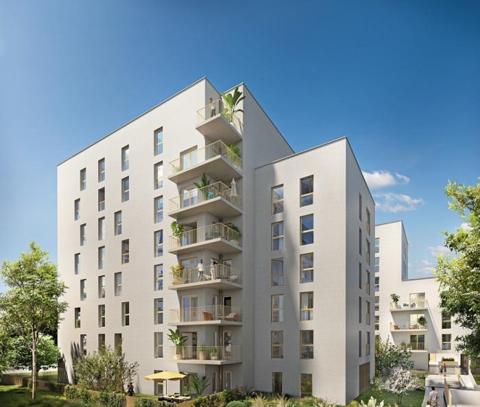 Appartements neufs Erdre référence 5858 : aperçu n°0