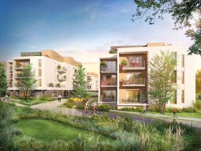 Appartements neufs Nort-sur-Erdre référence 5864