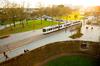tramway nantes - un tramway desservant la ville de Nantes