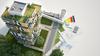 Habiter Nantes – Une conception 3D d'un immeuble neuf et écologique