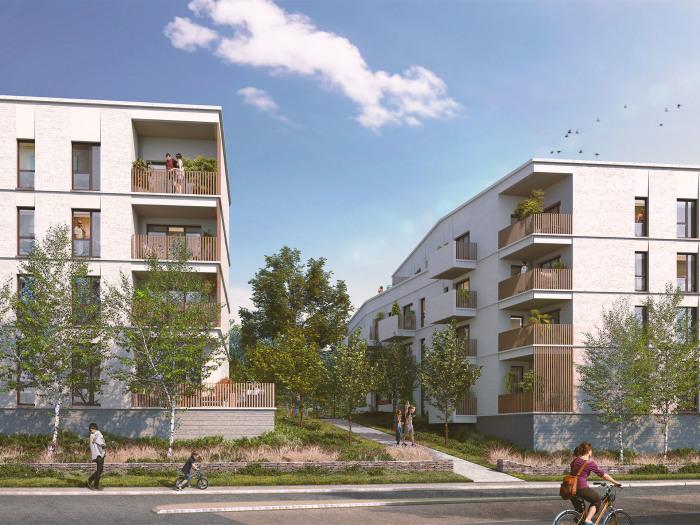 Appartements neufs Vertou référence 5880 : aperçu n°0