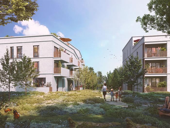 Appartements neufs Vertou référence 5880 : aperçu n°2