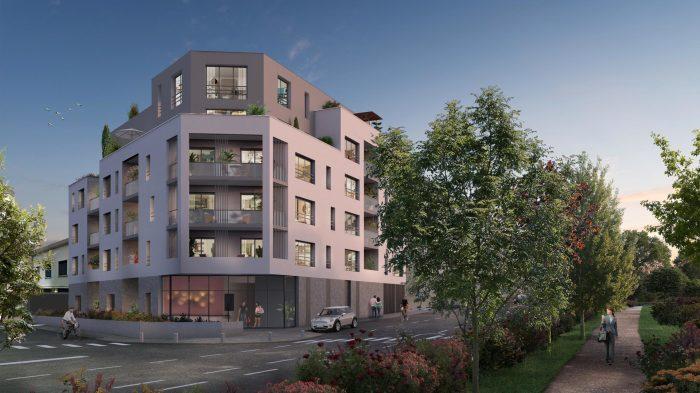 Appartements neufs Zola référence 5885 : aperçu n°0