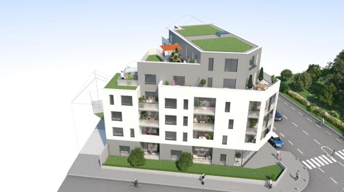 Appartements neufs Zola référence 5885 : aperçu n°3