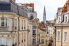 Où investir à Nantes – vue sur le centre-ville de Nantes