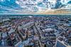 Investir à Nantes – Vue aérienne et panoramique de la ville de Nantes