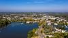 Où investir à Nantes – Vue aérienne sur Sucé-sur-Erdre