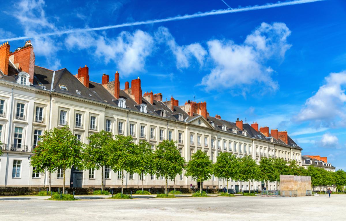 Loi Monuments Historiques – Cours Saint-André à Nantes