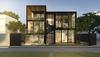 Démembrement de propriété - Immeuble moderne avec façade en verre, investir en nue-propriété