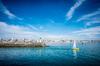 Résidence secondaire près de Nantes – Vue des Sables-d'Olonne depuis l'océan