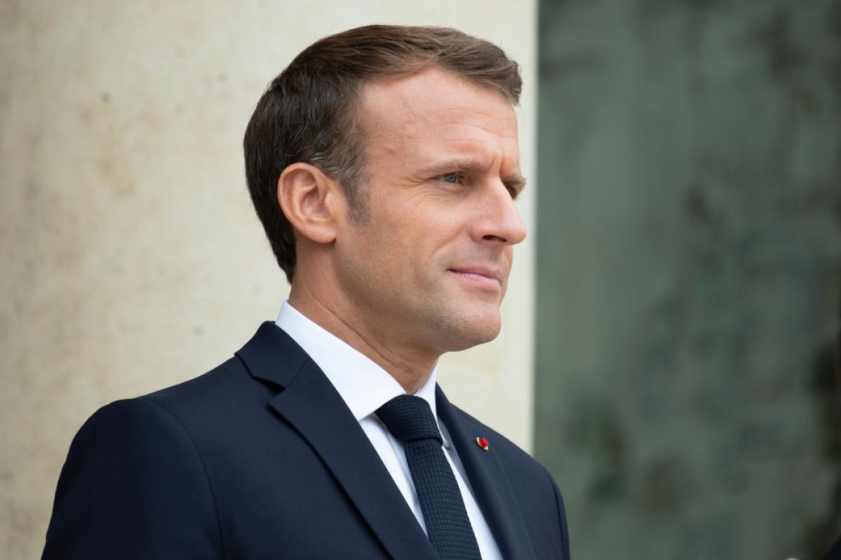 Programme Action Cœur de Ville – Emmanuel Macron