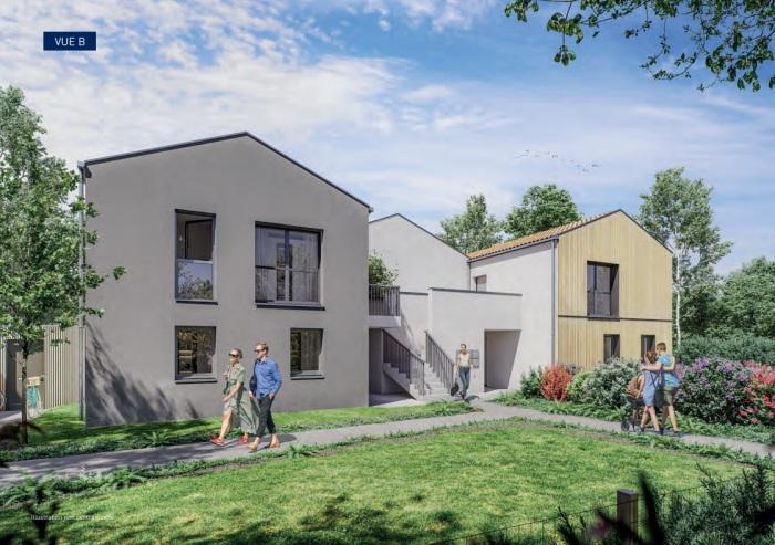 Maisons neuves et appartements neufs Pornichet référence 5949 : aperçu n°2