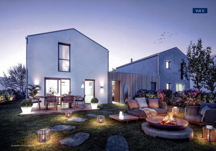 Maisons neuves et appartements neufs Pornichet référence 5949 : aperçu n°3