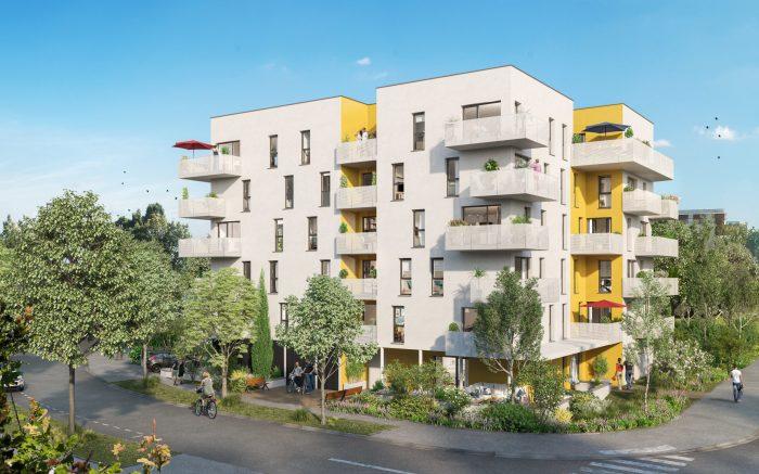 Appartements neufs Erdre référence 5929 : aperçu n°0