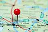 investir à Nantes –  carte de la périphérie nantaise