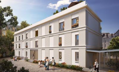 Appartements neufs Centre-ville référence 5982